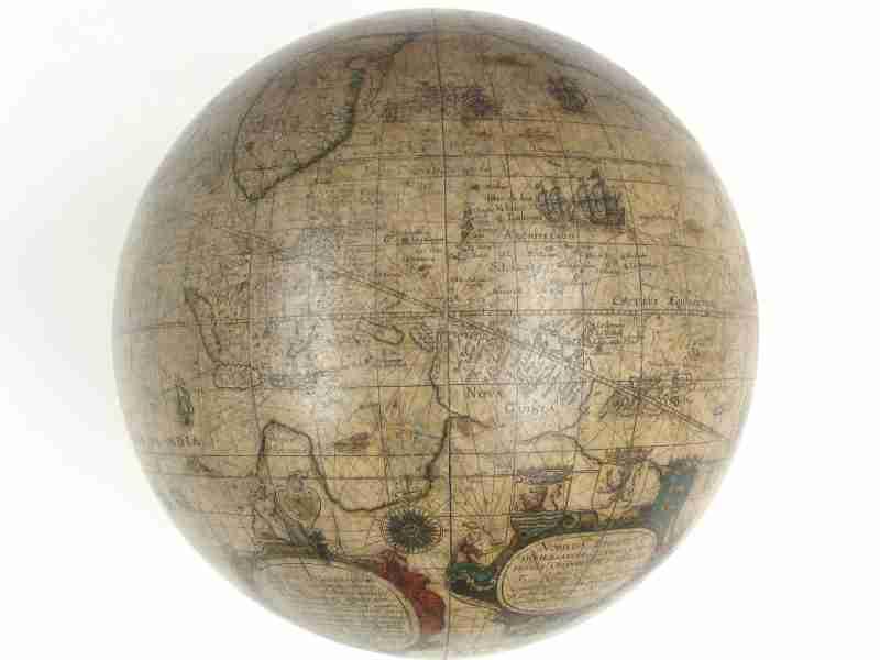 globes restoration