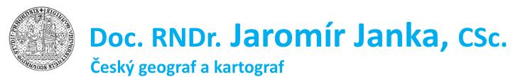 Doc. RNDr. Jaromír Janka, CSc.
